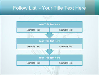 Water Tulip PowerPoint Template - Slide 60