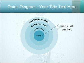 Water Tulip PowerPoint Template - Slide 61