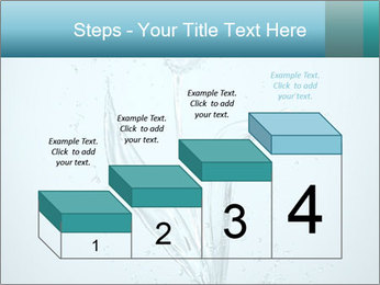 Water Tulip PowerPoint Template - Slide 64
