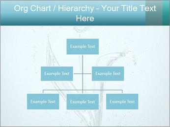 Water Tulip PowerPoint Template - Slide 66