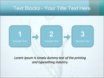 Water Tulip PowerPoint Template - Slide 71