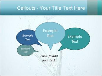 Water Tulip PowerPoint Template - Slide 73