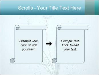 Water Tulip PowerPoint Template - Slide 74