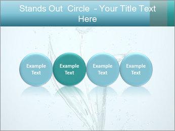 Water Tulip PowerPoint Template - Slide 76