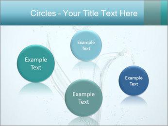 Water Tulip PowerPoint Template - Slide 77