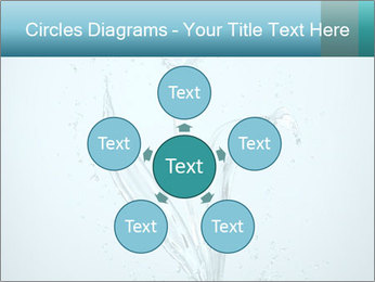 Water Tulip PowerPoint Template - Slide 78