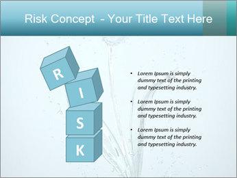 Water Tulip PowerPoint Template - Slide 81