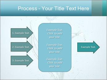 Water Tulip PowerPoint Template - Slide 85