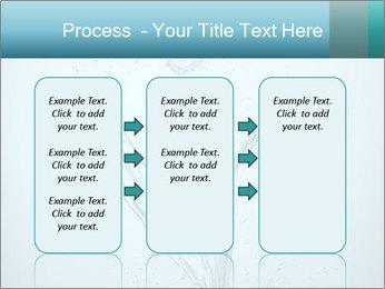 Water Tulip PowerPoint Template - Slide 86