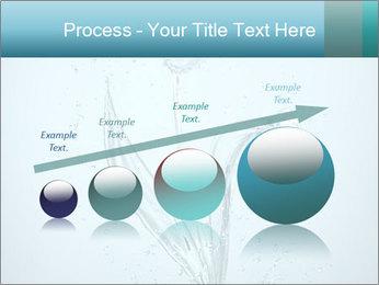 Water Tulip PowerPoint Template - Slide 87