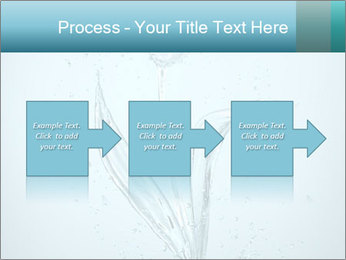 Water Tulip PowerPoint Template - Slide 88