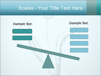 Water Tulip PowerPoint Template - Slide 89