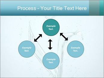 Water Tulip PowerPoint Template - Slide 91