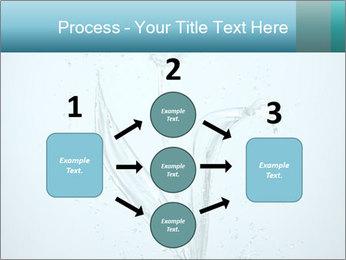Water Tulip PowerPoint Template - Slide 92