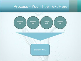 Water Tulip PowerPoint Template - Slide 93