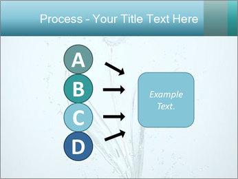 Water Tulip PowerPoint Template - Slide 94