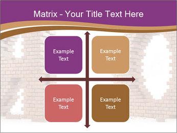 3D Letter Bricks PowerPoint Template - Slide 37