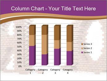 3D Letter Bricks PowerPoint Template - Slide 50