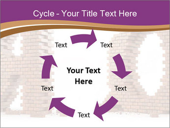 3D Letter Bricks PowerPoint Template - Slide 62