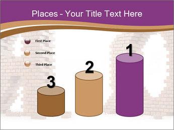 3D Letter Bricks PowerPoint Template - Slide 65