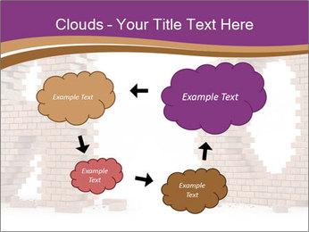 3D Letter Bricks PowerPoint Template - Slide 72