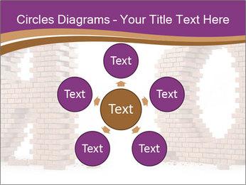 3D Letter Bricks PowerPoint Template - Slide 78