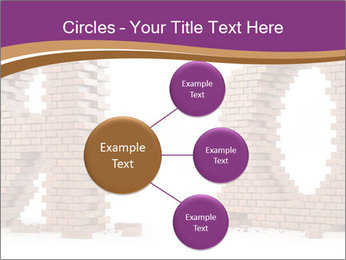 3D Letter Bricks PowerPoint Template - Slide 79