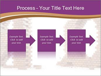 3D Letter Bricks PowerPoint Template - Slide 88