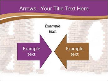 3D Letter Bricks PowerPoint Template - Slide 90