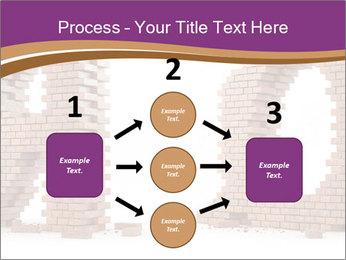 3D Letter Bricks PowerPoint Template - Slide 92