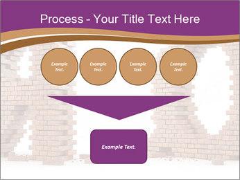 3D Letter Bricks PowerPoint Template - Slide 93