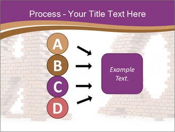 3D Letter Bricks PowerPoint Template - Slide 94