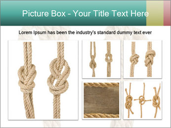 Two Knots PowerPoint Templates - Slide 19