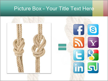 Two Knots PowerPoint Templates - Slide 21