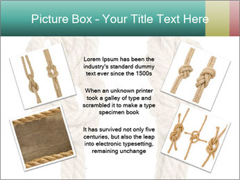 Two Knots PowerPoint Templates - Slide 24