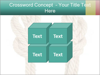 Two Knots PowerPoint Templates - Slide 39