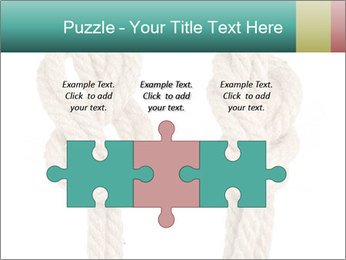 Two Knots PowerPoint Templates - Slide 42