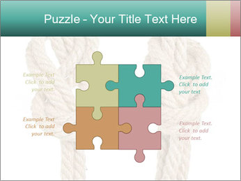 Two Knots PowerPoint Templates - Slide 43