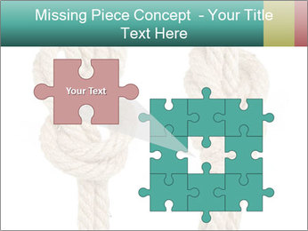 Two Knots PowerPoint Templates - Slide 45