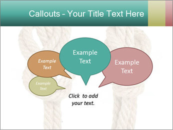 Two Knots PowerPoint Templates - Slide 73