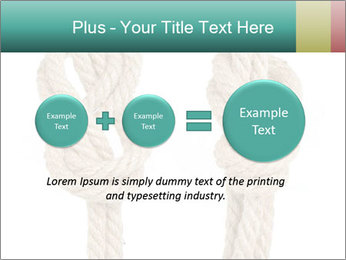 Two Knots PowerPoint Templates - Slide 75