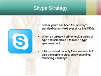 Two Knots PowerPoint Templates - Slide 8