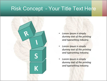 Two Knots PowerPoint Templates - Slide 81