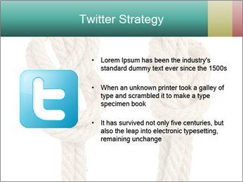 Two Knots PowerPoint Templates - Slide 9