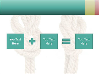 Two Knots PowerPoint Templates - Slide 95