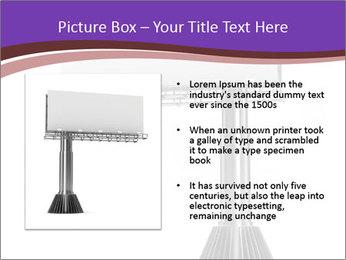 Billboard Model PowerPoint Template - Slide 13