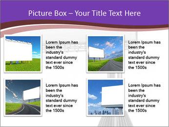 Billboard Model PowerPoint Template - Slide 14