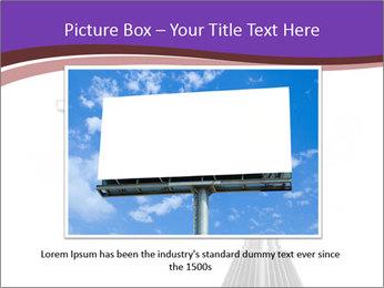 Billboard Model PowerPoint Template - Slide 16