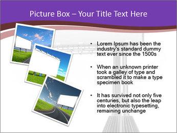 Billboard Model PowerPoint Template - Slide 17