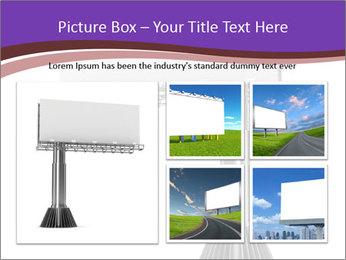 Billboard Model PowerPoint Template - Slide 19